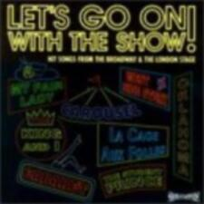 Let's Go on With the Show - musicals - Christopher Lee, Bob Hoskins +