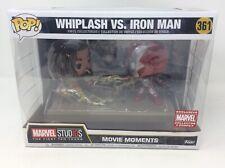 Funko Pop! Figure Marvel #361 Whiplash vs Iron Man MCC Exclusive VG-2013-216