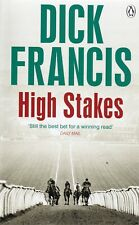 HIGH STAKES BY DICK FRANCIS PAPERBACK BOOK