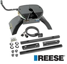 Reese Elite Rail Kit 26.5K 5th Wheel Hitch for 11-19 Silverado Sierra 2500 3500