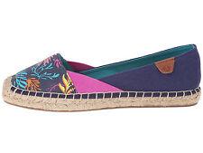 Sperry Top-Sider Women's Katama Cape Blue Seaweed Slip On Size 6