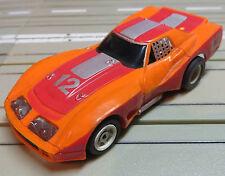 Faller Aurora --  G-Plus Corvette mit Fahrlicht + 2 neue Schleifer/Hinterreifen