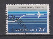 LP 15 luchtpost 15 gestempeld used NVPH Nederland Netherlands airmail