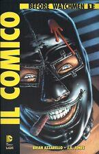 BEFORE WATCHMEN: IL COMICO VOLUME 1 DI 6 EDIZIONE LION