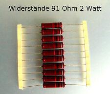 Diversi 2 watt resistenze serie e24 V. 4,7 ohm-10 Meg. passivo note chiave