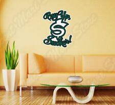 """Pay Up Sucker Money Dollar Funny Wall Sticker Room Interior Decor 20""""X25"""""""