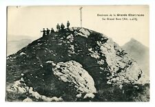 CPA-Carte postale-France - Environs de la Grande Chartreuse - Le Grand Som