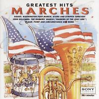 Various Artists - Marches Greatest Hits / Various [New CD]