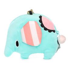 San-X Sentimental Circus Mouton Elephant Nejimaki Factory Card / Coin Purse