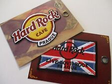 "HARD ROCK CAFE PATCHES PRAGUE COMBO ""2"" IRON ON PATCH SOUVENIRS #87C"