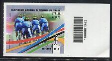 ITALIA 2013 MONDIALI CICLISMO/CYCLING WORLD CHAMPIONSHIP/FLORENCE CODICE A BARRE