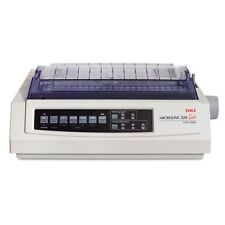 Oki Microline 320 Turbo Serial 9-Pin Dot Matrix Printer - 91907101