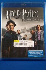 Harry Potter and the Goblet of Fire Blu-ray Brand New Factory Sealed USA 2007
