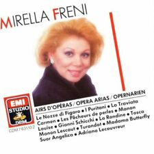 Mirella Freni - Opera Arias CD ( Ltd Edition,1989 ) + FREE P&P