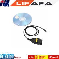 For BMW Car Diagnostic Tool Cable Scanner INPA/Ediabas K+DCAN USB InterfaceOBD2Z