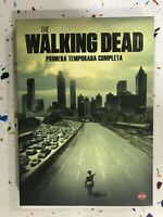 The Walking Dead 1ª Stagione Completa 2 X DVD Spagnolo Inglese 3T