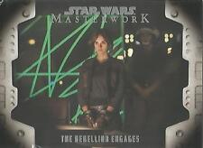 Star Wars Masterwork 2017 - LP-3 Evolution of the Rebel Alliance Chase Card