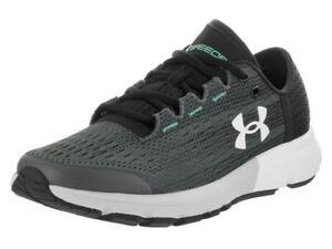 Under Armour Women's Speedform Velociti Running Shoe 1285496 076 Gray Size 6