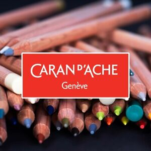 Caran d'Ache Luminance 6901 Pencil   100 Colours   Permanent Smooth Lead