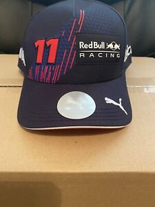 SergioPerez Red Bull F1 #11 Puma Hat