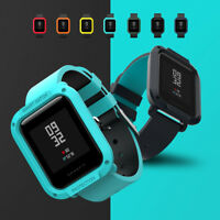 Armor Case Protective Cover Case Bumper For Xiaomi Amazfit Bip Smart Watch Cover