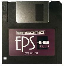 Ensoniq EPS 16+ OS Operating System Disk v1.30 +26 Instruments! Fast Shipping