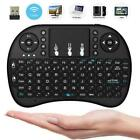 i8 2.4G Air Mouse Wireless Keyboard Remote Controls Touchpad +USB Charging Cable