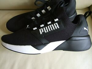 PUMA SNEAKERS RUNNERS SHOES SIZE US 10 UK 9 WORN ONCE 28 CM