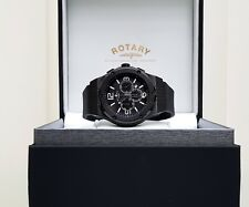 ROTARY Mens Fusion Watch Chronograph Brand NEW RRP £250 Boxed NEW Ideal Gift