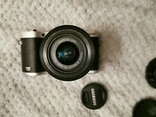 Samsung nx300 camera 20-50mm Lens Kit