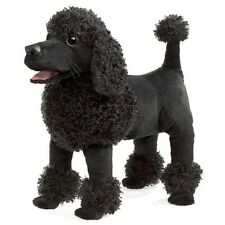 POODLE Dog Puppet # 3095 ~ NEW for 2017! FREE SHIPPING in USA ~ Folkmanis Puppet