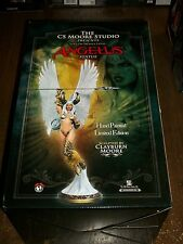 Clayburn Moore ANGELUS Statue Spear Version  #604/1000  RARE!