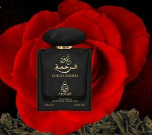 Oud Al Rahma Perfume EDP 100ml Long Lasting perfume made in France