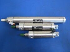 LOT of 3 Parker Pneumatic Cylinders HD254931 1.50DPSR04.0 2P26171