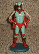 "Nice! ""Lucha Dore"" Day Of The Dead Skeleton Figurine Skull Figure New! #7895"