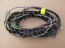19108 Genuino Lucas 1952-55 TRIUMPH T100 5T 6T Mag/Dyno principal arnés de cableado