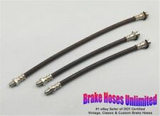 BRAKE HOSE SET Pontiac Streamliner 1942 1946 1947 1948