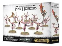 Pink Horrors of Tzeentch Thousand Sons Chaos Age of Sigmar Warhammer 40K NIB