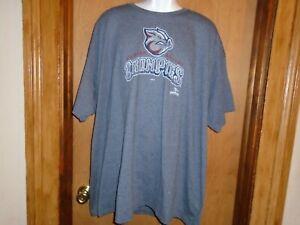 Lehigh Valley Iron Pigs Phillies Genuine Minor League Men's T Shirt 2XL 3XL NWT