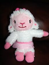 Disney Doc McStuffins Lambie the Lamb Plush Doll 8""
