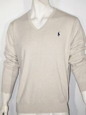 Polo Ralph Lauren men's pima v-neck sweater size xl new on sale