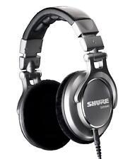 B-WARE SHURE SRH 940 DJ PA KOPFHÖRER MUSIC STUDIO OVER HEAD BÜGEL HEADSET CASE