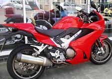 2016 Honda VFR800 new shape in red. One owner. 5000 mls. Stunning bike.