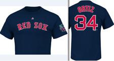 Majestic Boston Red Sox Ortiz Walk Off Jersey shirt baseball retirement MLB men