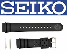 Original  SKX173 Divers 22mm Black Watch band Strap Z-22 4F24ZZ  SEIKO