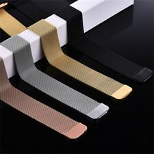 Magnetic Watch Band For Samsung Galaxy Watch 3 41mm 45mm Milanese Loop Strap