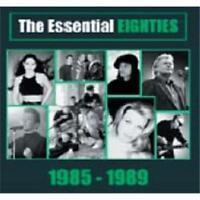 THE ESSENTIAL EIGHTIES 1985-1989 2CD NEW Hooters Berlin Wa Wa Nee Dragon