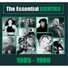 THE ESSENTIAL EIGHTIES 2CD NEW 80's Hooters Berlin Wa Wa Nee Rick Astley Dragon