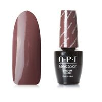 OPI GelColor GCW60 Squeaker of the House LED/UV Gel Nail Polish 0.5oz