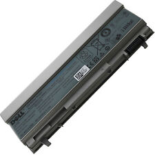 Genuine 9CELL 90WH Battery For Dell LATITUDE E6400 E6500 E6410 E6510 F8TTW 4M529